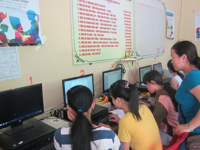Lễ hội Internet lần 2 tại TTTM Điền Môn